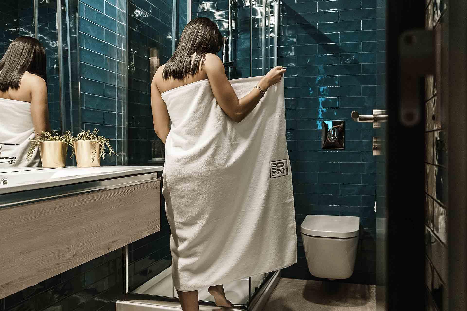 Casa de banho WC - Porta 20 Boutique Guesthouse Leiria